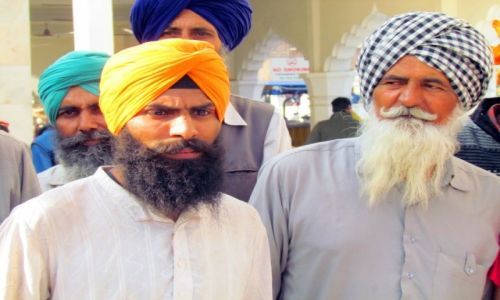 Zdjęcie INDIE / Uttar Pradesh / Delhi / Sikhowie