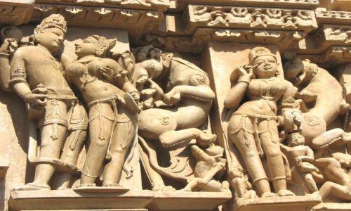 INDIE / - / Kajuraho / Mi�o�� wszystko znosi, wszystkiemu wierzy...
