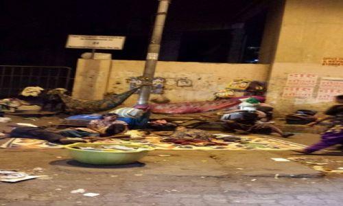 Zdjęcie INDIE / - / Bombaj / Ulice Bombaju