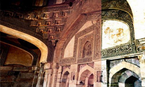 Zdjecie INDIE / - / Delhi / Indie samochodem