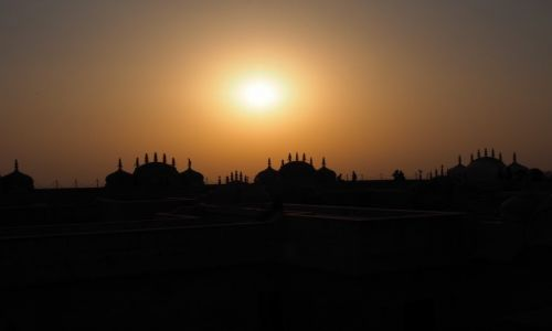 Zdjecie INDIE / - / Jaipur / Indie samochodem