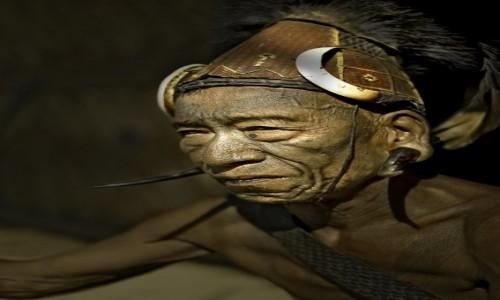 Zdjecie INDIE / Nagaland / Mon / Konyak z Nagas