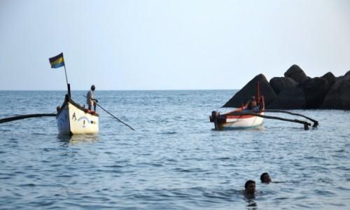 Zdjecie INDIE / Goa / rajska pla�a Cola / Palolem beach