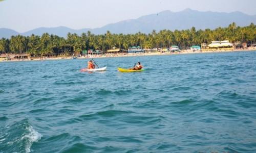 Zdjecie INDIE / Goa / Palolem / Palolem beach