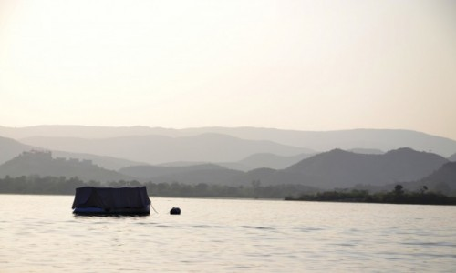 Zdjecie INDIE / Radzastan / Pichola lake / Udaipur