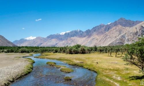 INDIE / Ladakh / Dolina Niubry / Dolina Niubry