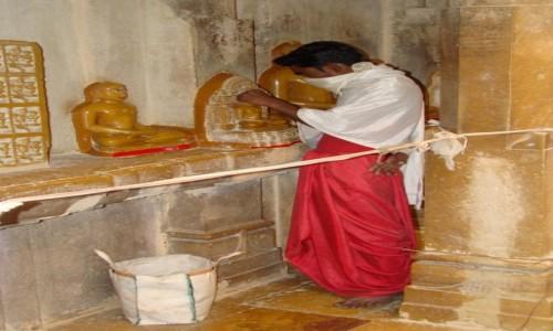 Zdj�cie INDIE / Rad�astan / Jaisalmer / D�inista