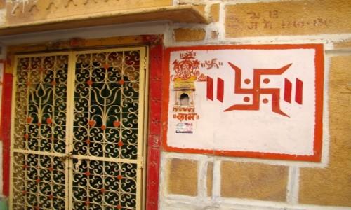 Zdjecie INDIE / Rad�astan / Jaisalmer / Na szcz�cie