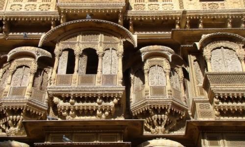 Zdjecie INDIE / Rad�astan / Jaisalmer / Haveli