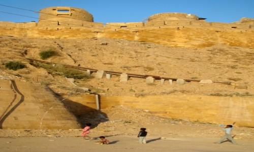 Zdjecie INDIE / Rad�astan / Jaisalmer / Fort