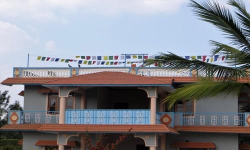 Zdjęcie INDIE / Karnataka / Namdroling / na wygnaniu