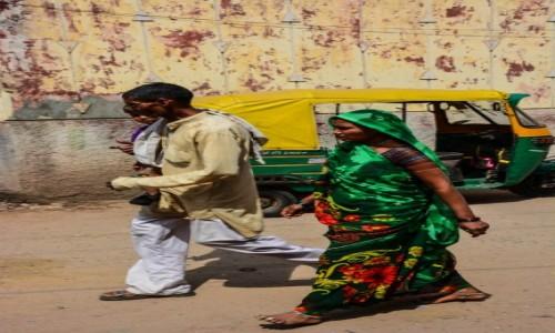 Zdj�cie INDIE / p�noc / Agra / spacerowo :)