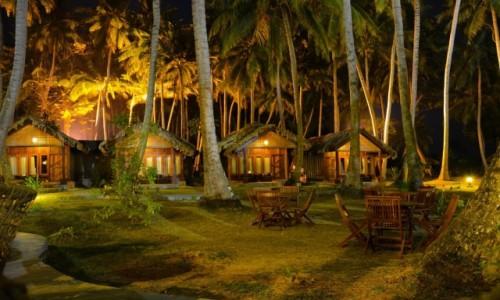 INDIE / Andamany / Havelock Island / Raj nocą... :)