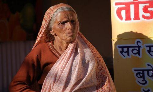 Zdjecie INDIE / brak / Okolice Poone / Twarze Indii