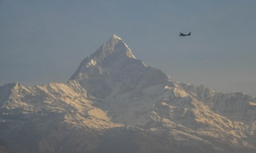 Zdjecie INDIE / Himalaje / Pokhara / Annapurna