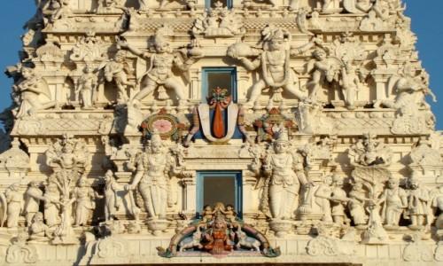 Zdj�cie INDIE / Rad�astan / Pushkar / �wiatynia boga Wisznu
