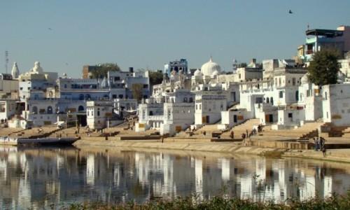 Zdjecie INDIE / Rad�astan / Pushkar / Ghaty