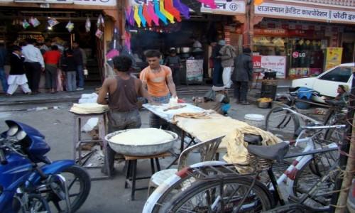 INDIE / Rad�astan / Jaipur / Wyr�b nie industrialny