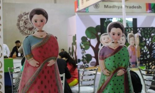 Zdjęcie INDIE / Madhya Pradesh / Bhopal / Targi turystyczne - Bhopal 2016