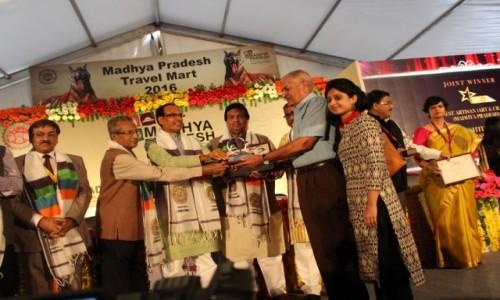 Zdjęcie INDIE / Madhya Pradesh / Bhopal / MPTM - podziękowania za zaangażowanie