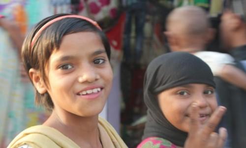 Zdjęcie INDIE / Madhya Pradesh / Bhopal / Dzieci