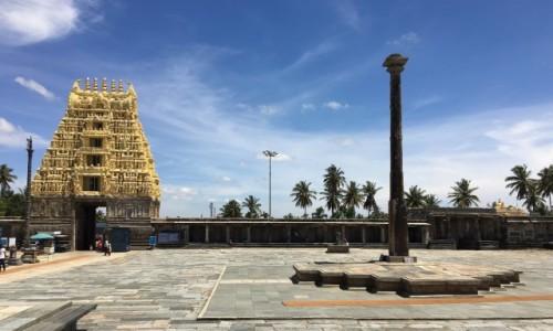 Zdjęcie INDIE / Karnataka / Belur / Powrót do przeszłości - świątynia Vijayanarayana
