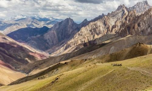 Zdjęcie INDIE / Ladakh / Przełęcz Konzke-La / Przełęcz Konzke-La