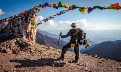 Zdjecie INDIE / Ladakh / Przełęcz Kongmaru-La / Przełęcz Kongma