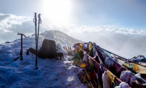 Zdjecie INDIE / Ladakh / Szczyt Stok Kangri / Szczyt Stok-Kangri 6123 m npm