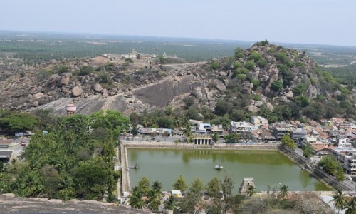 Zdjecie INDIE / Karnataka / Shravanabelagola / Shravanabelagol