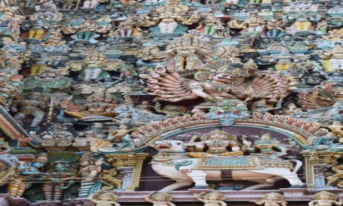 INDIE / Tamilnadu / Madurai / Madurai 1