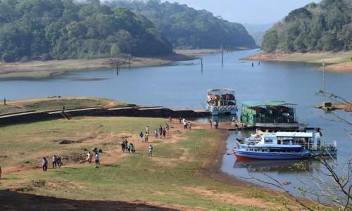 INDIE / Kerala / Periyar National Park / Periyar National Park 2