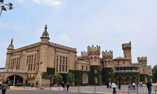 Zdjęcie INDIE / Karnataka / Bangalore / Bangalore Palace