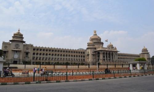 INDIE / Karnataka / Bangalore / Vidhana Soudha
