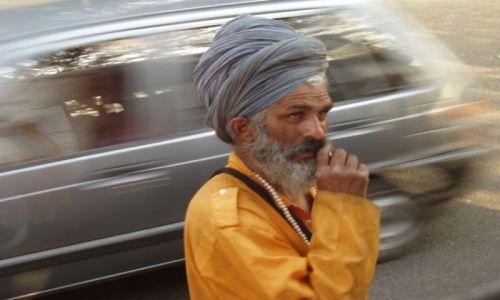 Zdjecie INDIE / brak / Delhi / Sikh