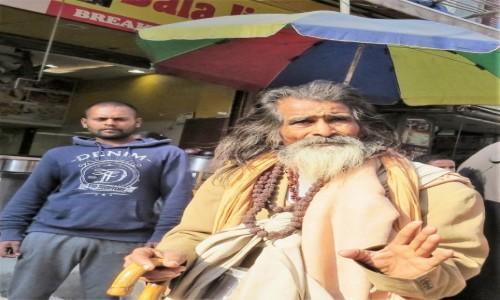 Zdjęcie INDIE / Uttarakhand / Haridwar / Na ulicy