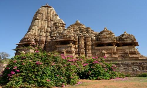 Zdjęcie INDIE / Madhya Pradesh / Khajuraho / Khajuraho