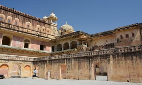 Zdjecie INDIE / Radżastan / Amber / Fort Amber