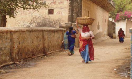 Zdjecie INDIE / brak / gdzieś w Radżastanie / na drodze
