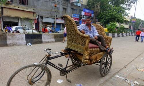Zdjecie INDIE / Delhi / Delhi / Taxi