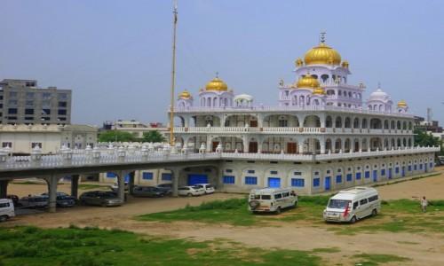 INDIE / Dżamu / Dżamu / Swiątynia Sikhów