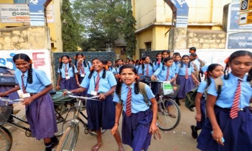INDIE / Karnataka / Hampi / Po lekcjach