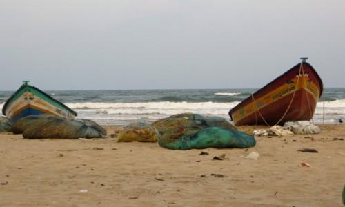 Zdjęcie INDIE / Tamilnadu / Mamallapuram / Kolorowo