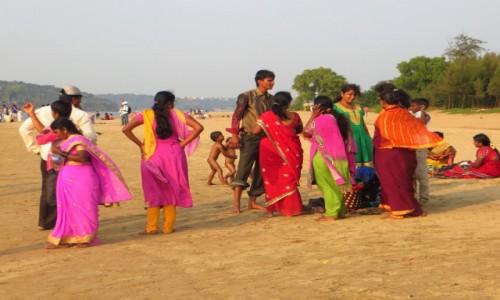 Zdjęcie INDIE / Goa / Old Goa / rodzinnie