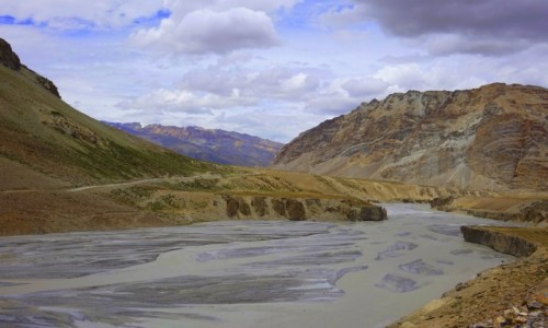 Zdjęcie INDIE / Leh / leh / Indus