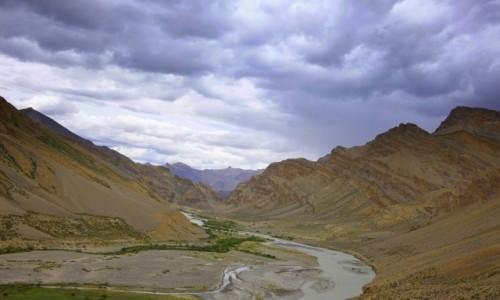 Zdjęcie INDIE / Leh / Leh / Zielona dolina