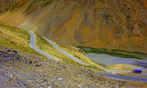 Zdjęcie INDIE / Leh / Leh / Zakręty