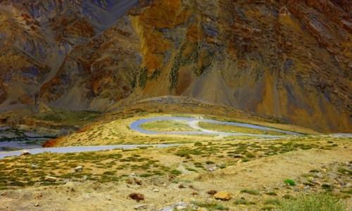 Zdjęcie INDIE / Leh / Leh / Himalaje  -drogi