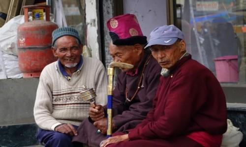 Zdjecie INDIE / leh / leh / Wesołe  jest  życie  staruszka