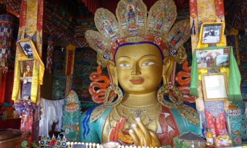 Zdjecie INDIE / Lamajuru / lamajuru / Budda